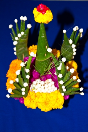 Vase flower photo