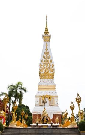 prathatpanom, Wat prathatpanom, Nakornpanom provice Thailand photo