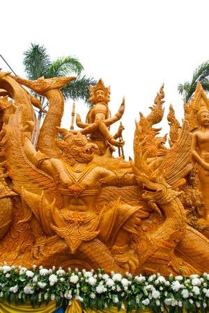 Candle Festival, Ubonratchathani, Thailand