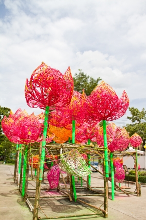 orenge: Art on Bamboo