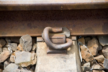 pin of railroad photo