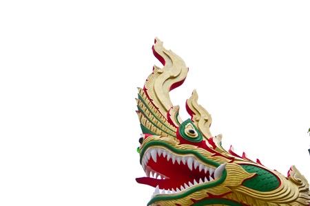 naga china: Head serpent