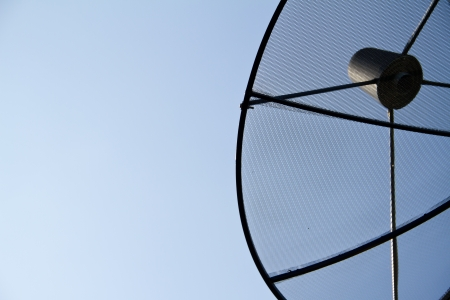 Satellite dish Stock Photo - 15820718