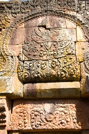 Phanom Rung Castle Rock,Burirum Province,Thailand Stock Photo - 16127570