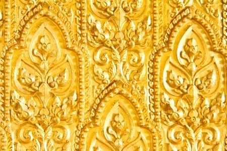 Art Thai Style Temple, Chaimongkol pagoda, Roi et Province Thailand Stock Photo - 16680240