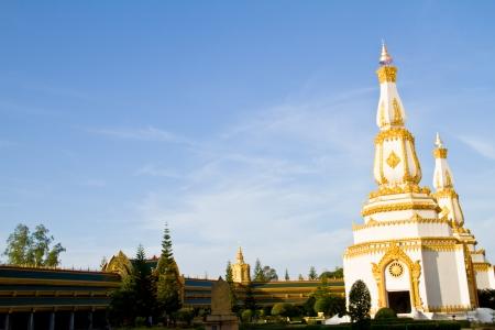 chaimongkol: Chaimongkol pagoda at Roi et Province Thailand