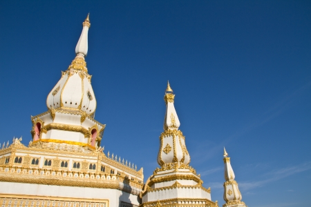chaimongkol: Chaimongkol pagoda, Roi et Province Thailand Stock Photo
