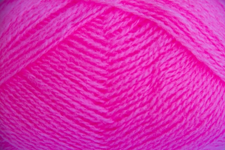 Pink wool yarn Stock Photo - 17271505
