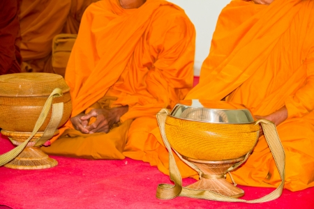 The Bowl of monk