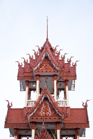 belfry: Belfry at Thai temple