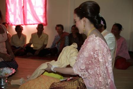 Thai traditional wedding