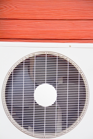 coolant: Fan air conditioner