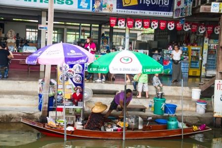 damnoen saduak: Damnoen Saduak floating market, Ratchaburi,Thailand