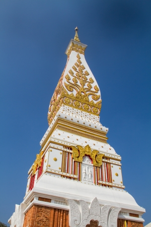 Wat Prathat Panom, Nakornpanom province, northeastern of Thailand photo