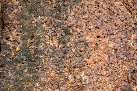 laterite stone texture photo