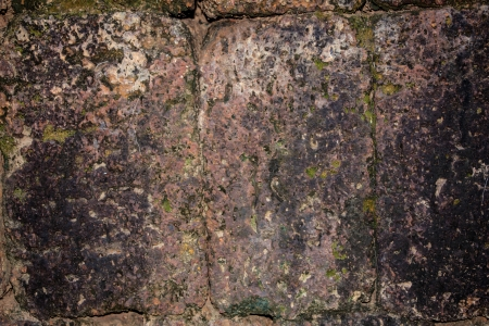 laterite: Laterite stone background Stock Photo
