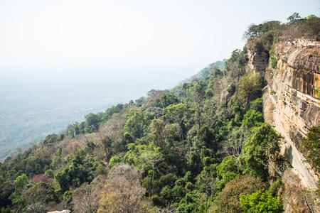 Pha mo e dang, Srisaket Province Thailand photo