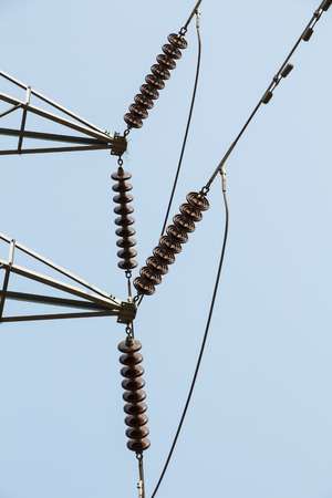 Electric line Power photo