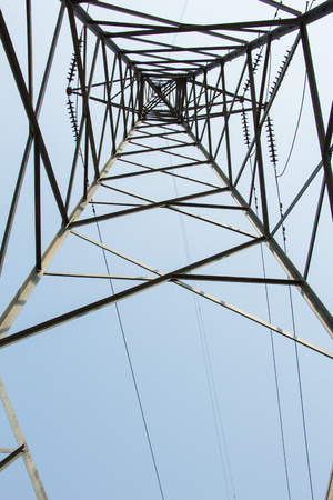 Electric Power tower photo