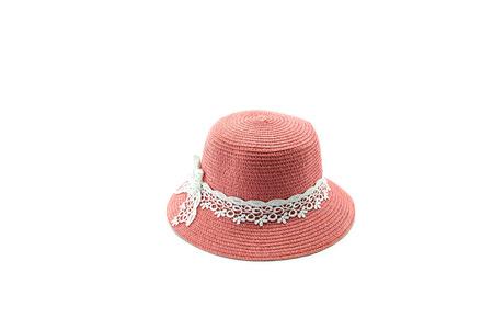 pink hat: Pink hat
