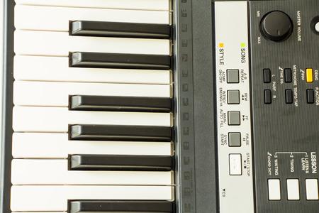 Piano keyborad photo