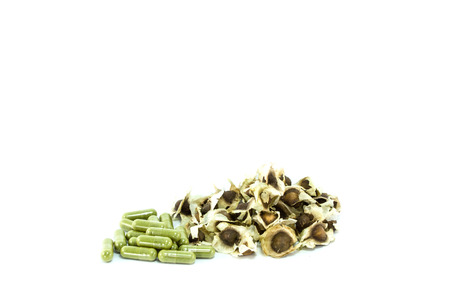 laxatives: moringa seed
