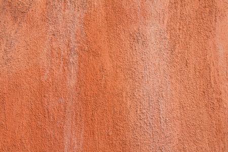 workmanship: orange cement texture