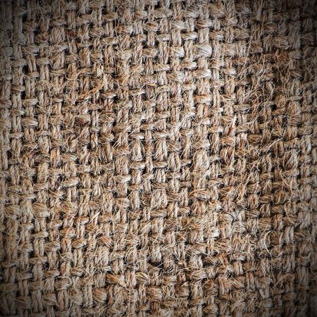 vintages: sackcloth texture