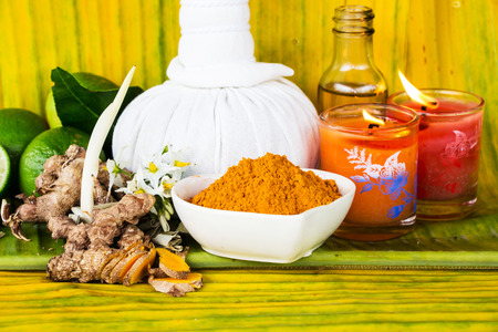 dorsata: Herb thai style for spa