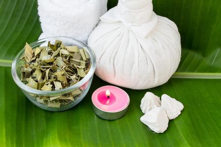 formulation: Thai herb spa