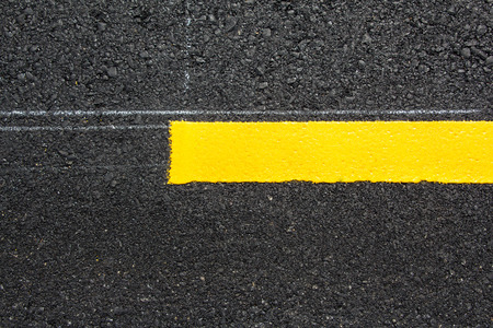 end of the line: End of yellow line
