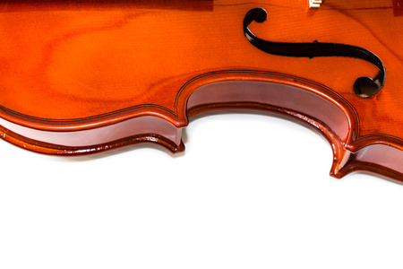 bout: violin Stock Photo