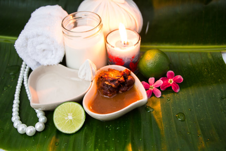 formulation: Thai herb for spa