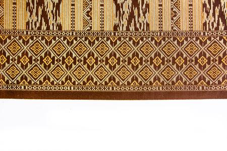 thai silk: Thai silk pattern
