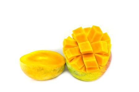 熟した: 完熟マンゴー