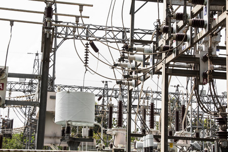 outage power: Electric station