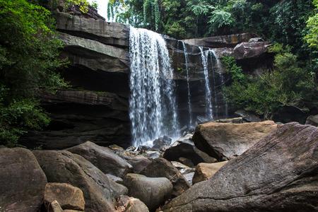 elysium: Waterfall in thailand
