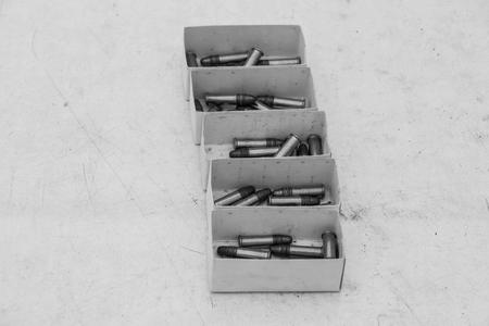 .22 bullet Stock Photo