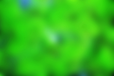Blure green background