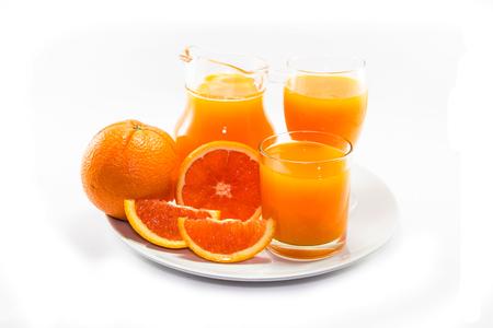 orange juice Фото со стока