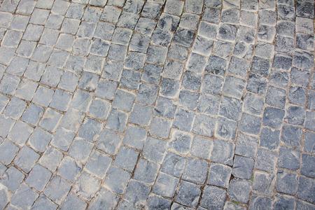 Block paving Фото со стока