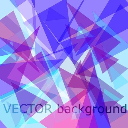 Abstracte achtergrond. Vector illustratie