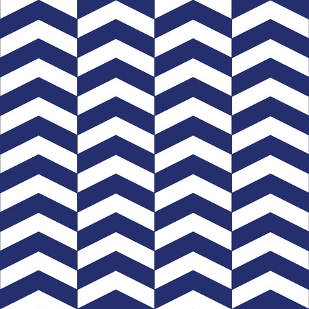 Chevron Geometric fabric seamless pattern, vector illustration