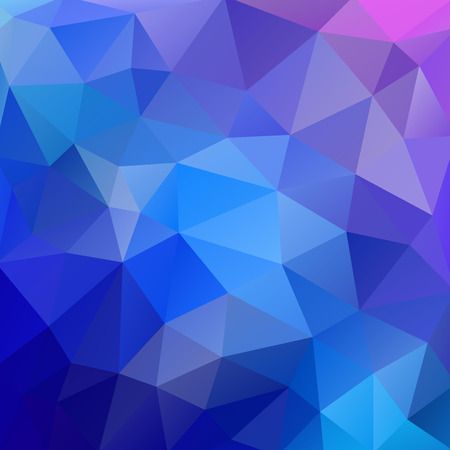 Geometrical triangular background. Vectores