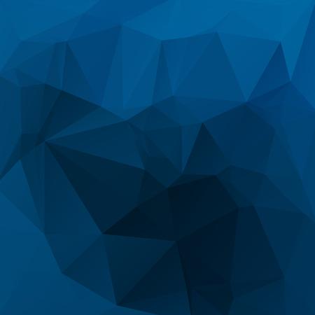 Geometrische driehoekige achtergrond. Stock Illustratie
