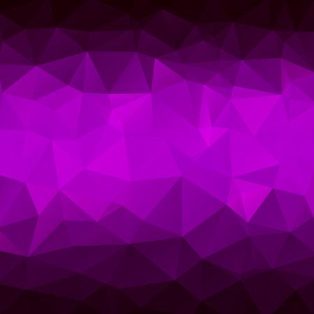 Sfondo triangolare geometrico.