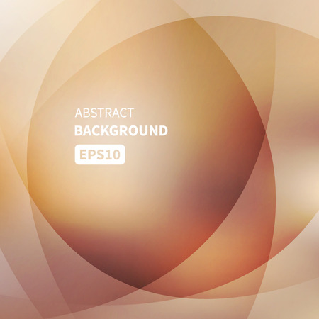 Abstract light gold background. Vector design EPS10