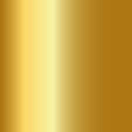 Gold gradient vector. Golden gradient illustration for backgrounds, cover, frame, ribbon, banner, coin, label, flyer, card, poster etc. Vector template EPS10