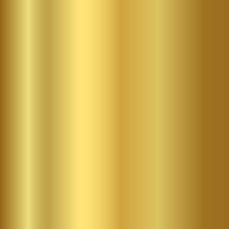 Gold gradient vector. Smooth Golden gradient illustration for backgrounds cover frame ribbon banner coin label flyer card poster etc. Vector template