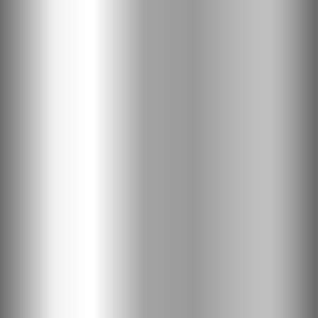 Silver gradients. Gray white gradient illustration for backgrounds